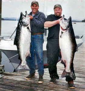 Rogue River Fishing Guides - Gold Beach Oregon Fishing