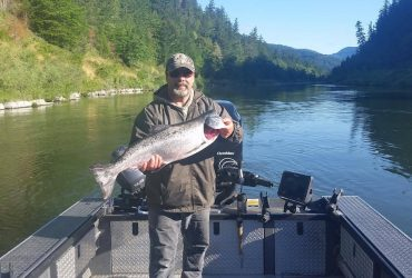 Rogue River Fishing at it's best