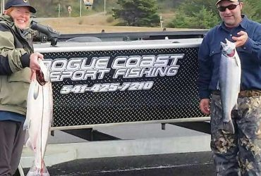 Rogue River Fishing with Rogue Coast Sport Fishing